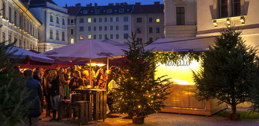 Advent im Joanneumsviertel,