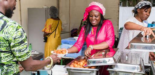 Afrikanisch Kochen,