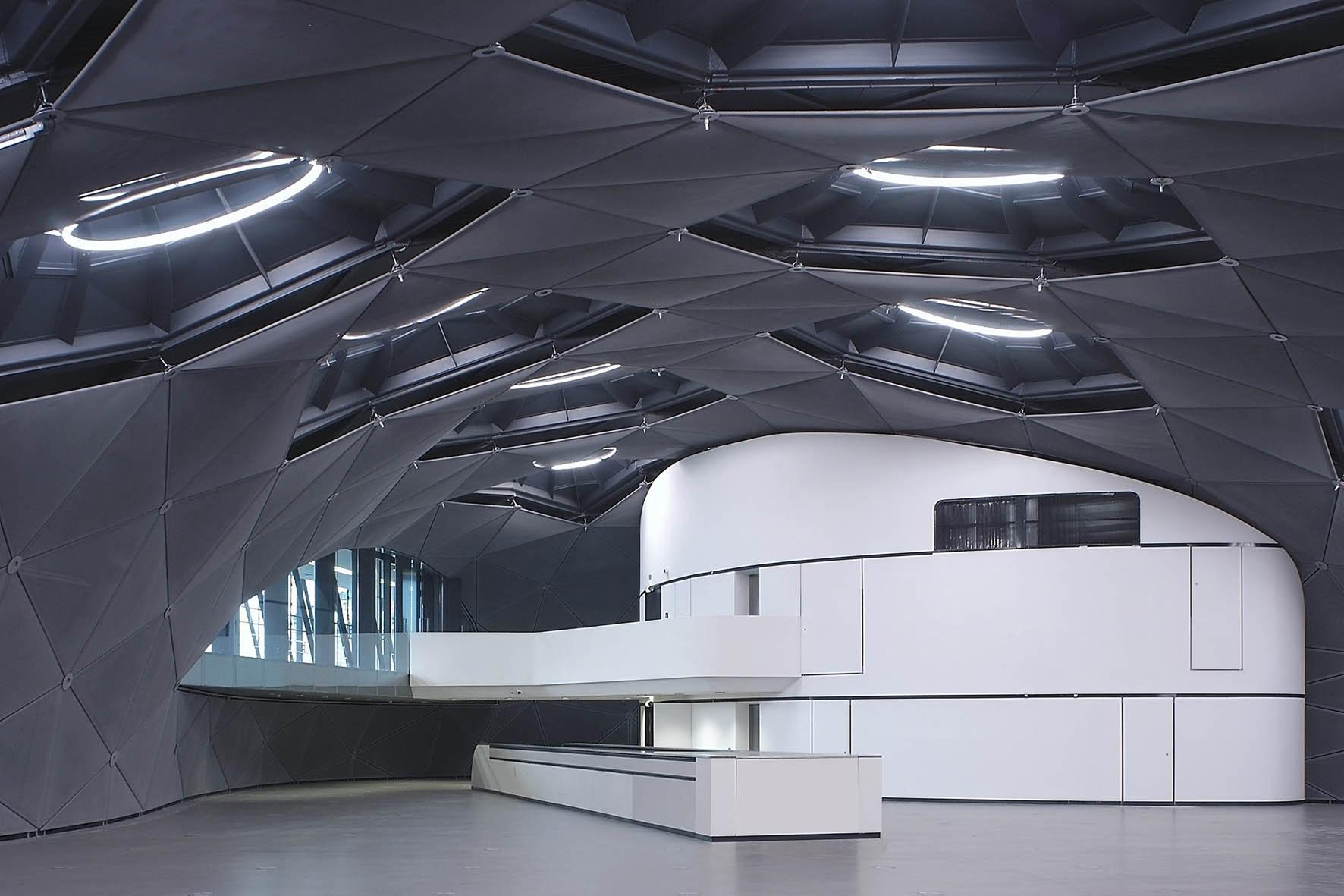 The Building Architecture Kunsthaus Graz