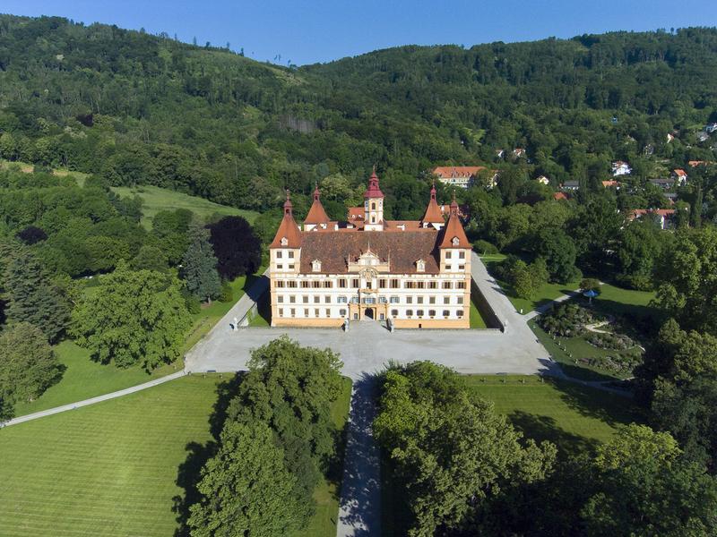 Schloss Eggenberg Graz   Sehenswrdigkeit in Graz   sterreich