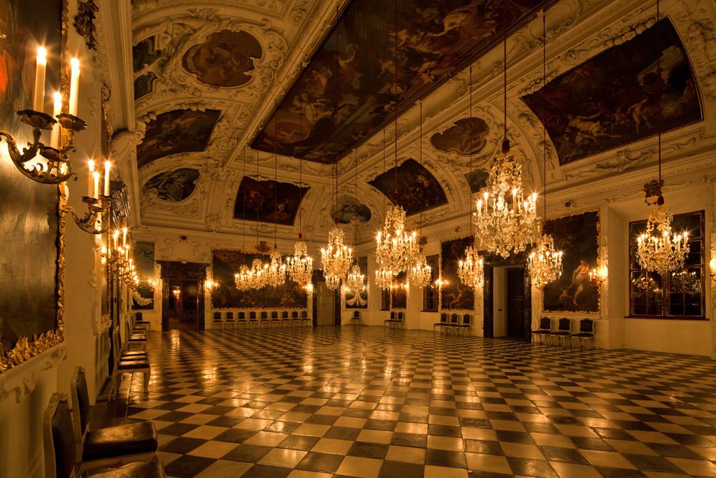 Palace Hotel Room Gold Ballroom